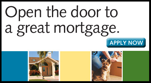 Open the door to a great mortgage - Apply Now